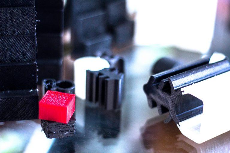 3d printed poliyrethane parts