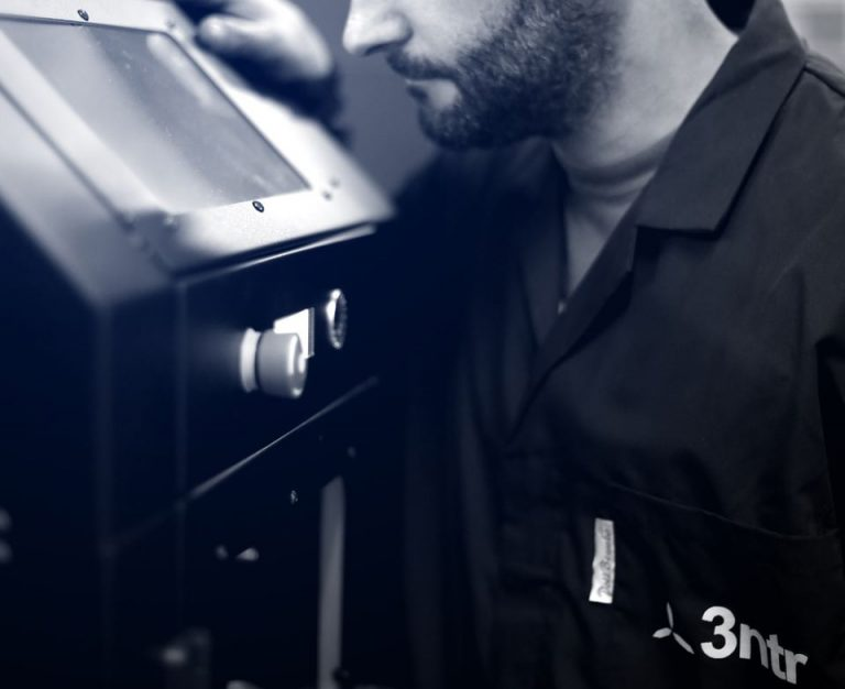 3d printer assembling