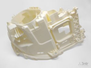 3d print ABS part by 3ntr